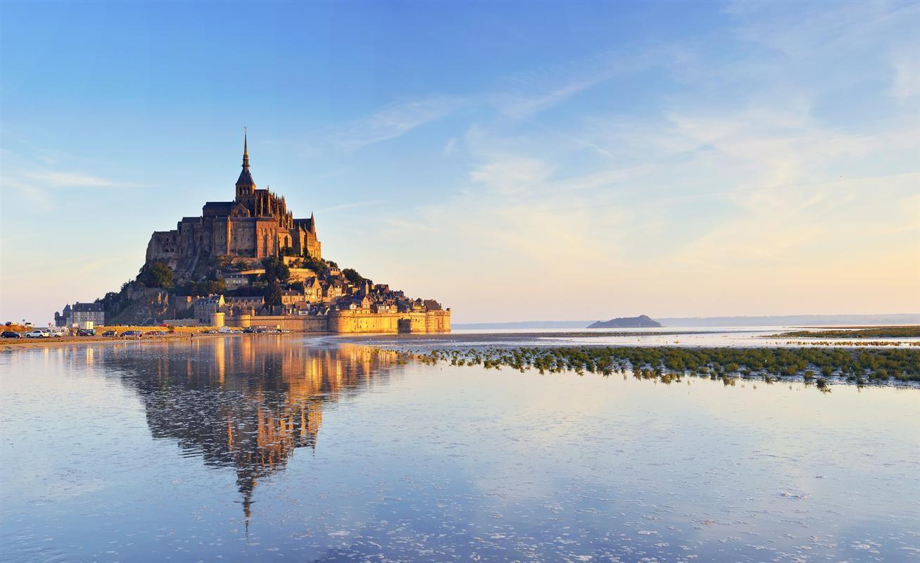 Mont saint michel normandia info su come arrivare e cosa vedere - Agenzie immobiliari francia ...
