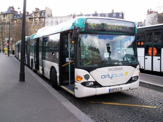 orlybus navetta autobus tra l 39 aeroporto di orly parigi e denfert rochereau info orari e. Black Bedroom Furniture Sets. Home Design Ideas