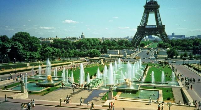 Cos'è trocadero parigi