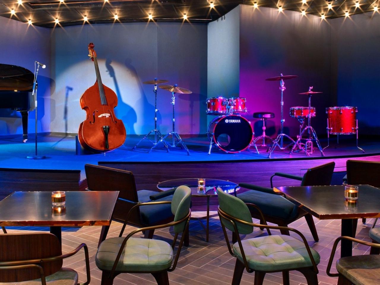 Dove ascoltare musica jazz a parigi i 5 migliori locali - Jazz meridien porte maillot programme ...