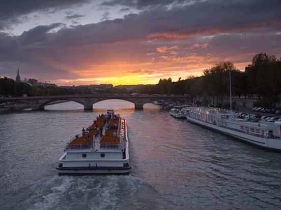 Crociera sulla Senna con Bateaux Parisiens