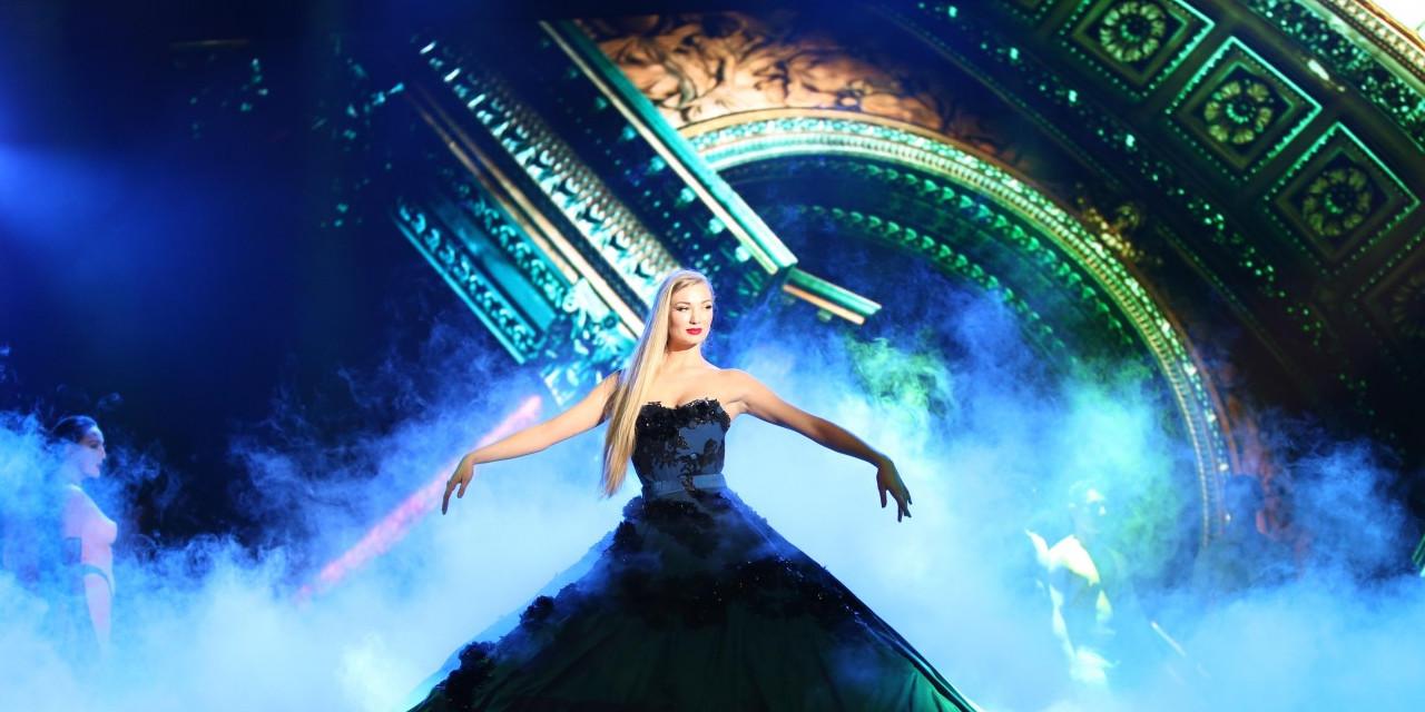 Lido - nuovo spettacolo Paris Merveilles