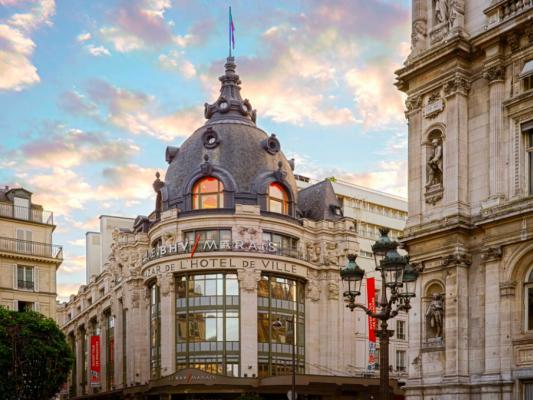 Centro commerciale BHV Marais Parigi