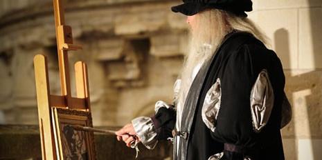Anniversario ad Amboise dei 500 anni dalla venuta di Leonardo Da Vinci