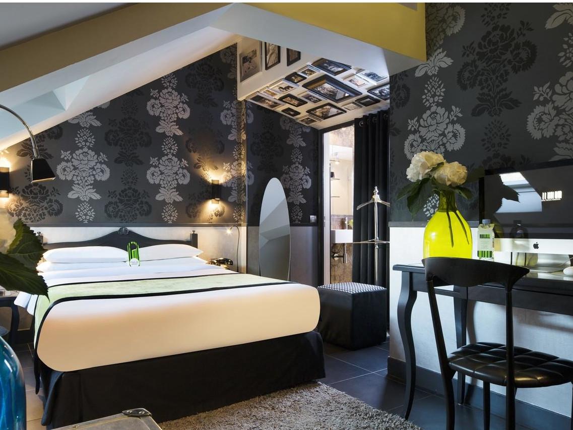 Dove dormire a parigi i quartieri e gli hotel migliori for Design hotel parigi