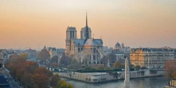 Ile de la cité, il cuore di Parigi