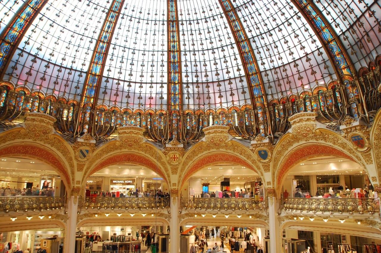 Galeries Lafayette Parigi Sconti Info Come Arrivare