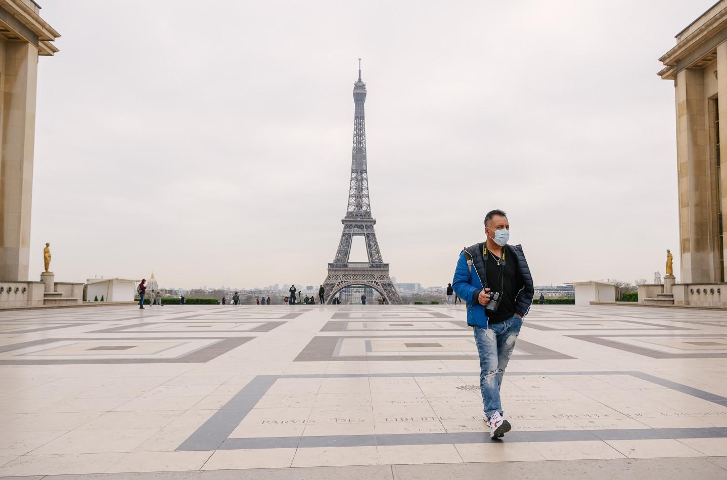 Situazione Coronavirus A Parigi E In Francia Nuovo Lock Down