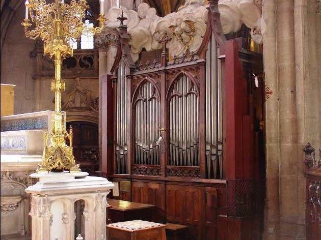 Chiesa di Saint-Bernard de la Chapelle