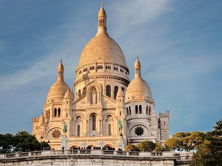 Sacro Cuore Montmartre Parigi - Photo by Christophe Mouton ©