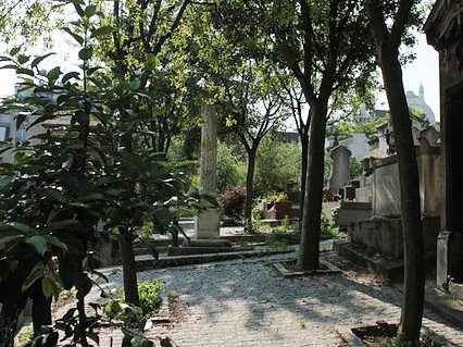 Cimitero di Saint Vincent