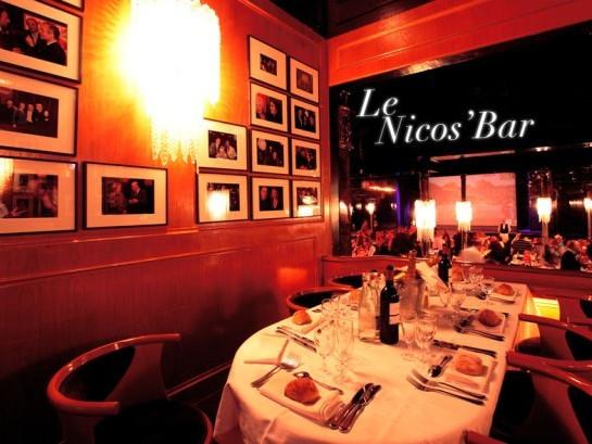 Paradis Latin - le nico's bar
