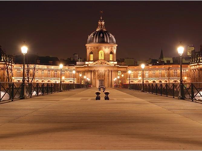 Pont des Arts Parigi