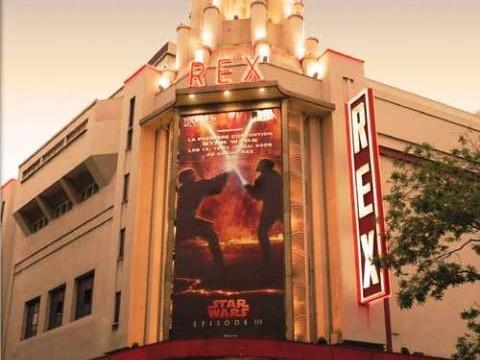 Cinema Le Grand Rex