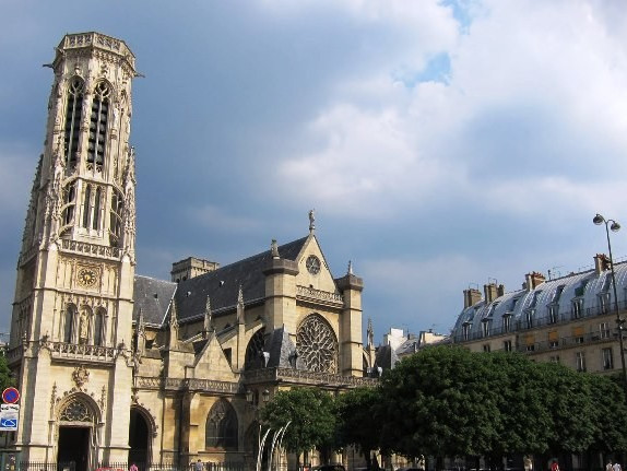 Chiesa di Saint-Germain-l'Auxerrois