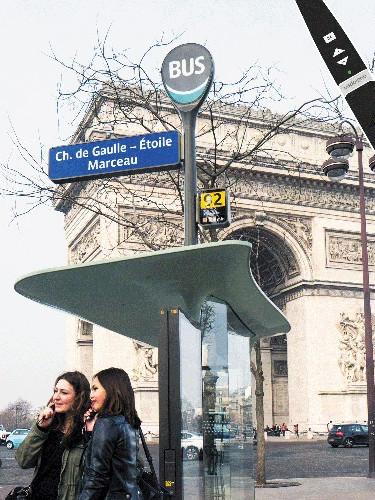 Visita con audiopen Parigi