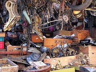Mercato delle pulci di Saint-Ouen