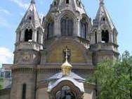 Cattedrale Saint-Alexandre-Nevsky Parigi