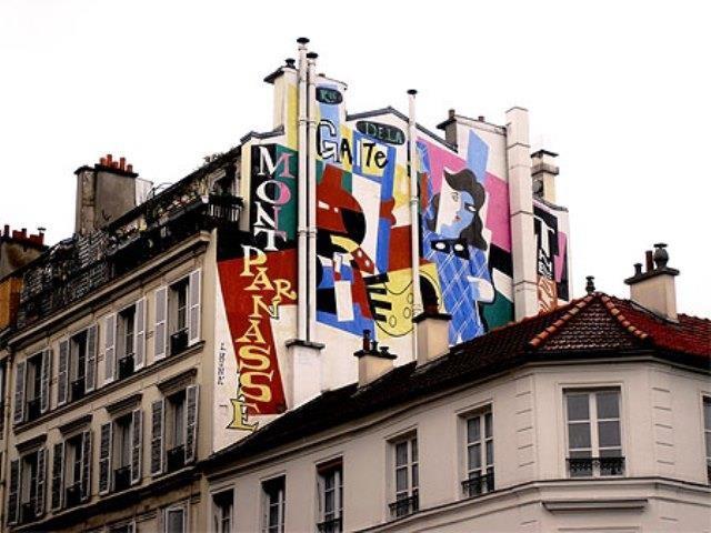 Rue de la Gaîté Paris