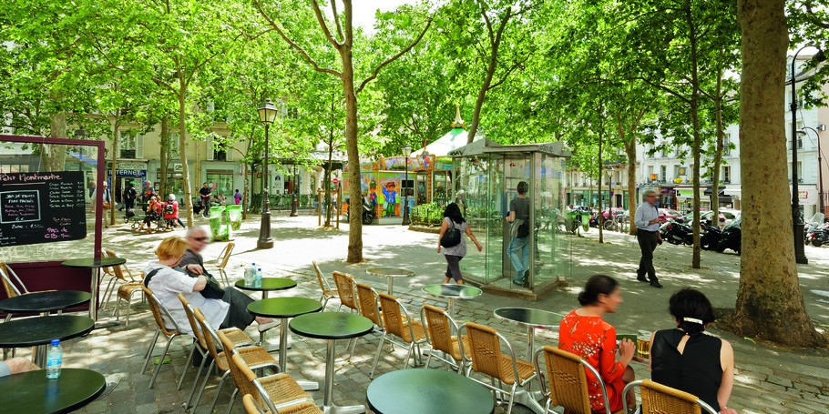 © Paris Tourist Office - Photographe : Marc Bertrand