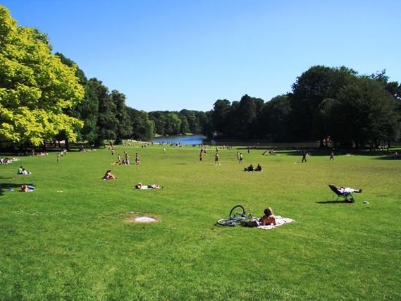 Bois de Boulogne Paris