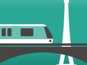 Next Stop Paris by RATP