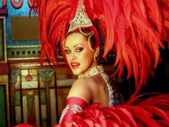 Moulin Rouge Parigi