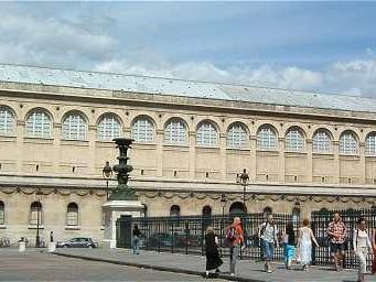 Bibliothèque Sainte Geneviève Parigi