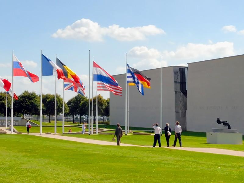 Memoriale di Caen - Normandia