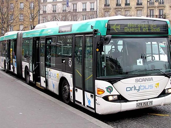 Orlybus Paris