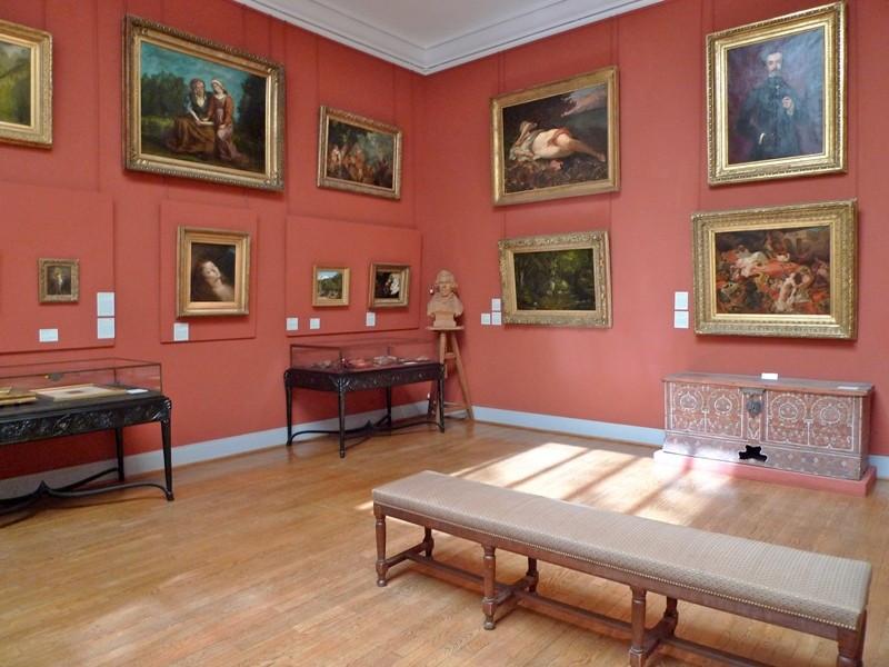 Museo Nazionale Eugène Delacroix di Parigi
