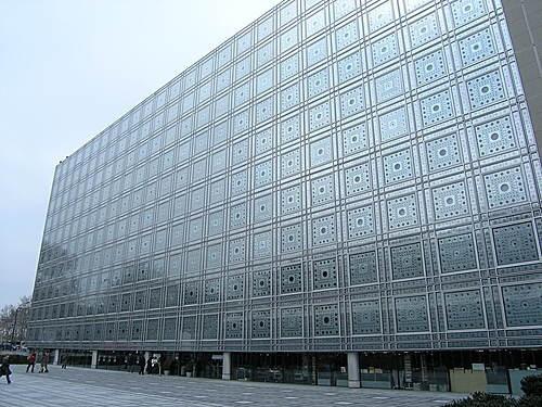 Institut du Monde Arabe Parigi
