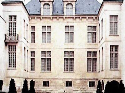 Hotel Donon Musée Cognacq-Jay Paris