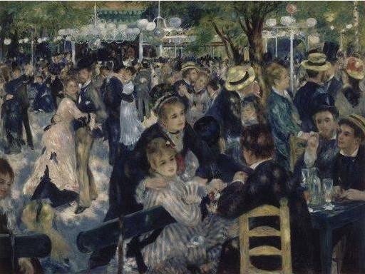 Renoir_Ballo al moulin de la Galette