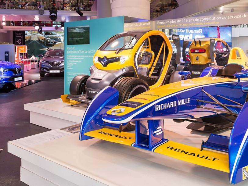 Atelier Renault Parigi