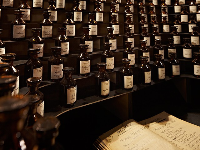 Nuovo Museo del Profumo Fragonard Parigi