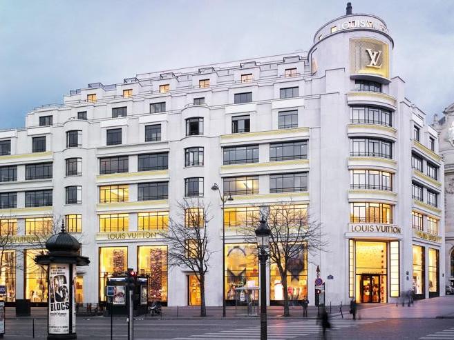 Louis Vitton Champs Elysées