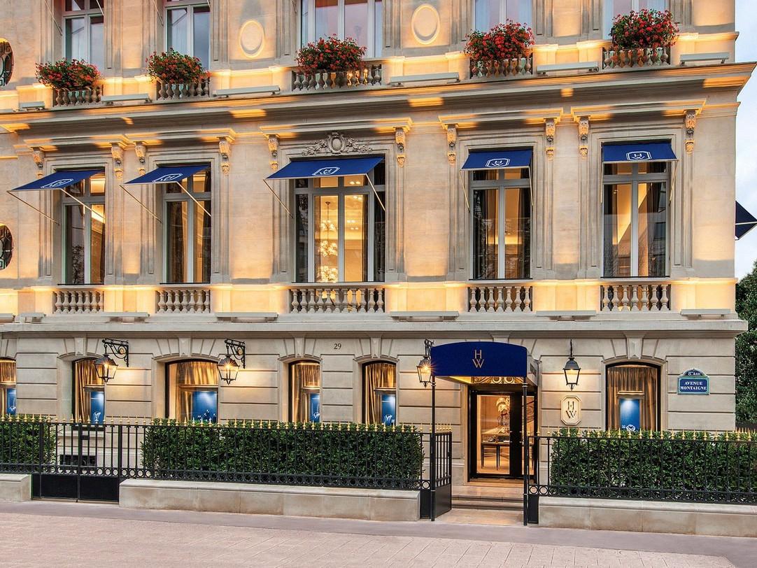 Avenue Montaigne Parigi
