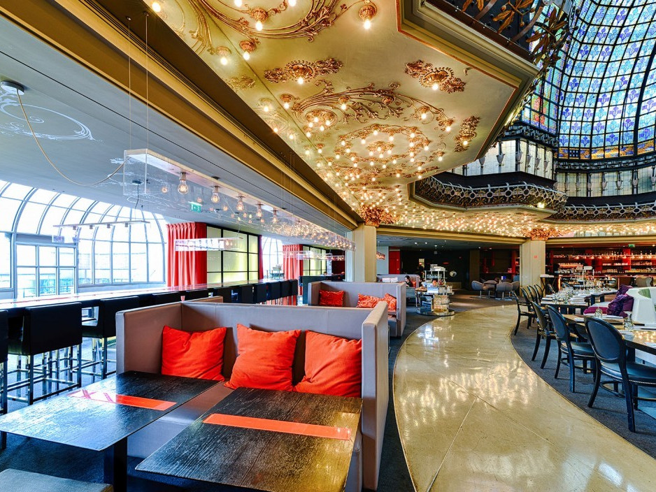 Brasserie Printemps Paris