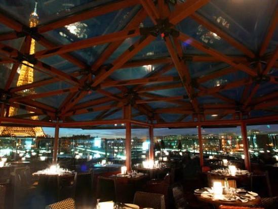 Restaurant Les Ombres