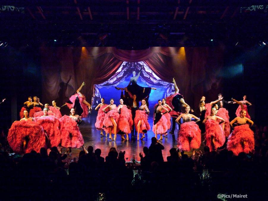 Lido nuovo spettacolo Paris Merveilles