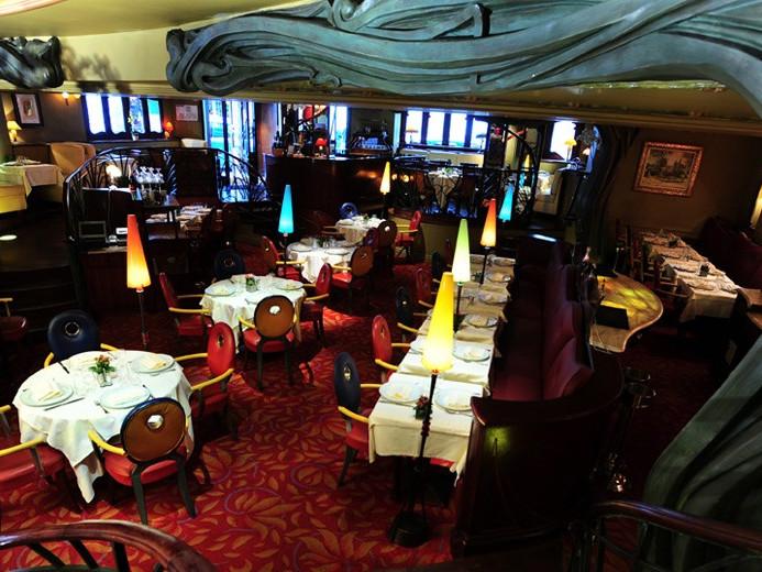 Restaurant Le Petit Colombier Paris
