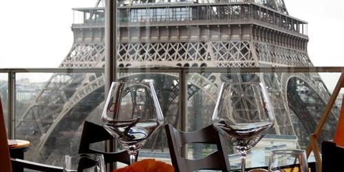 Ristorante Les Ombres Parigi