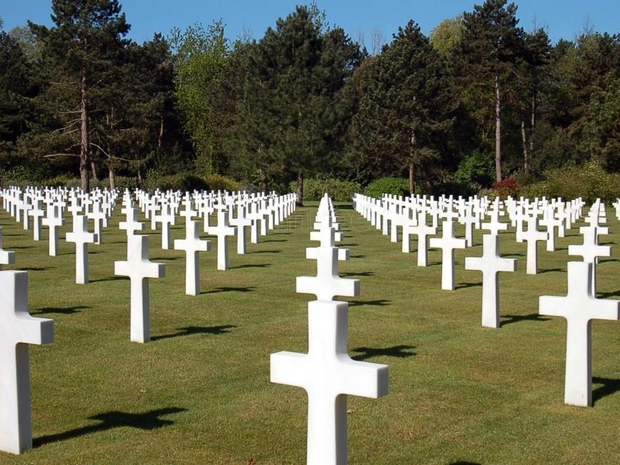 Cimitero di Colleville-sur-Mer