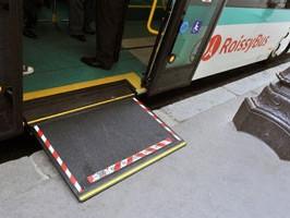 bus accessibile Parigi