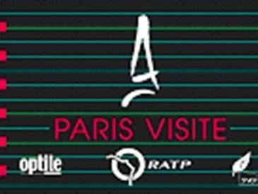 non necessario con il nuovo biglietto Paris Visite