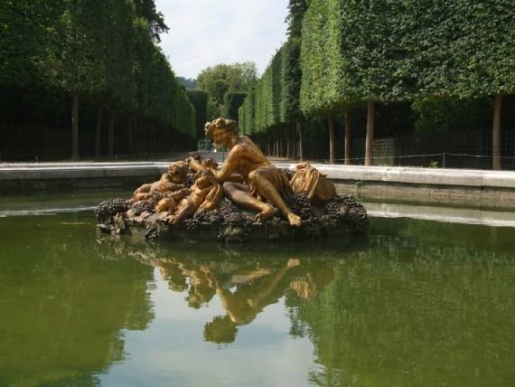 Le bassin de Bacchus © EPV