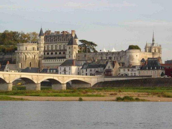 Castello reale di Amboise - Castelli della Loira storia, info sulla visita e biglietti