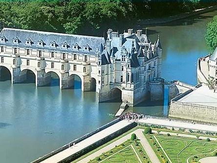Castello di Chenonceau - Castelli della Loira info e visita