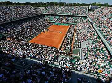 Torneo internazionale di tennis del Roland-Garros - Eventi a Parigi